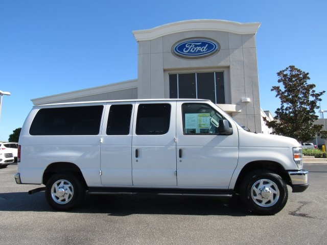 2011 E-350, Passenger Wagon #A42697 - photo 8