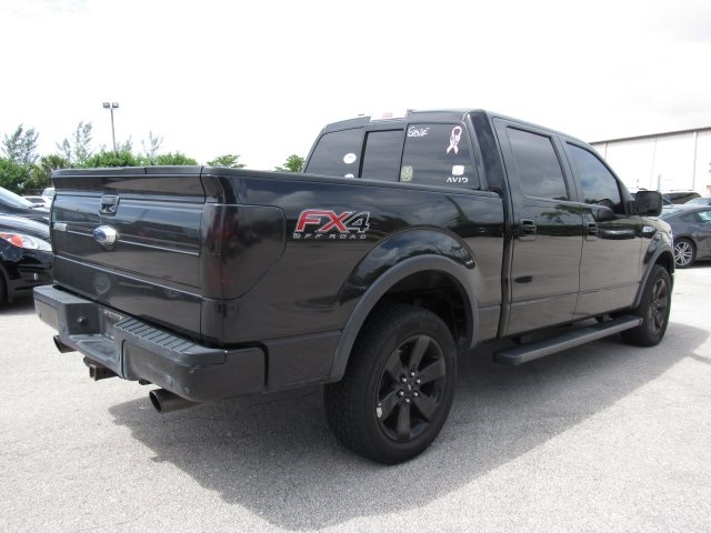 2013 F-150 SuperCrew Cab 4x4, Pickup #A43440 - photo 2