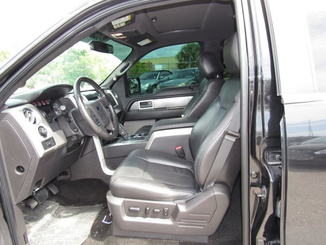 2013 F-150 SuperCrew Cab 4x4, Pickup #A43440 - photo 29