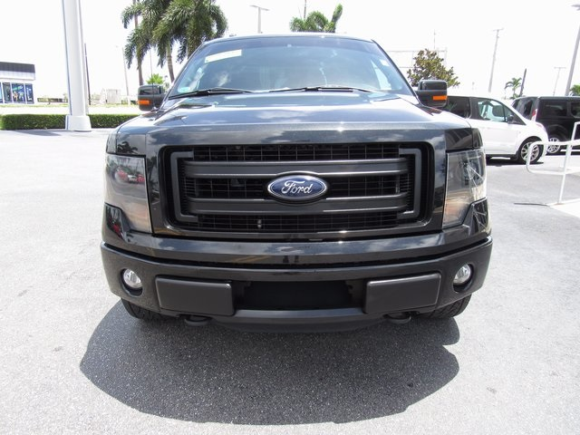 2013 F-150 SuperCrew Cab 4x4, Pickup #A43440 - photo 7