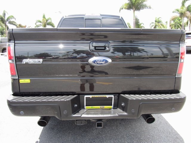 2013 F-150 SuperCrew Cab 4x4, Pickup #A43440 - photo 15