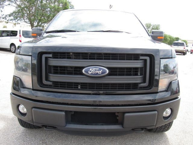 2013 F-150 SuperCrew Cab 4x4, Pickup #A43440 - photo 10