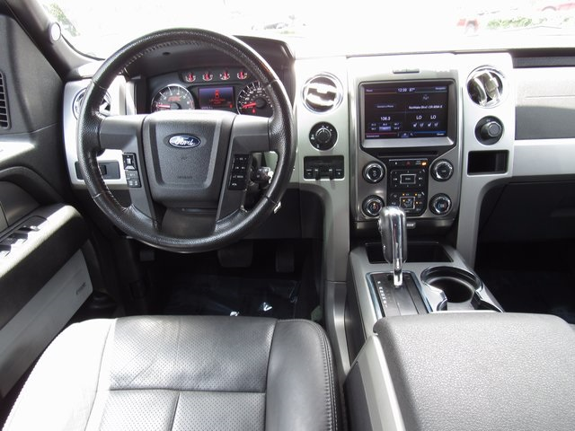 2013 F-150 SuperCrew Cab 4x4, Pickup #A43440 - photo 20