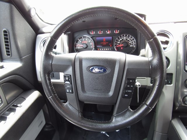 2013 F-150 SuperCrew Cab 4x4, Pickup #A43440 - photo 21
