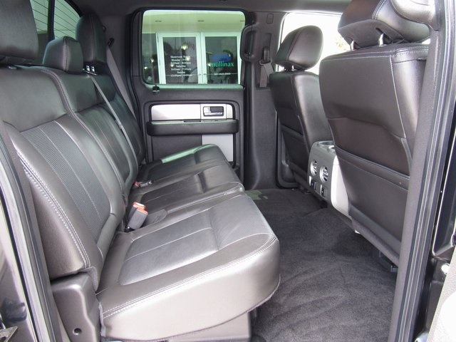 2013 F-150 SuperCrew Cab 4x4, Pickup #A43440 - photo 46