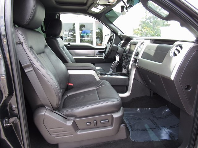 2013 F-150 SuperCrew Cab 4x4, Pickup #A43440 - photo 53