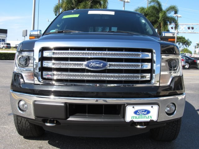 2014 F-150 SuperCrew Cab 4x4, Pickup #A72841M - photo 3
