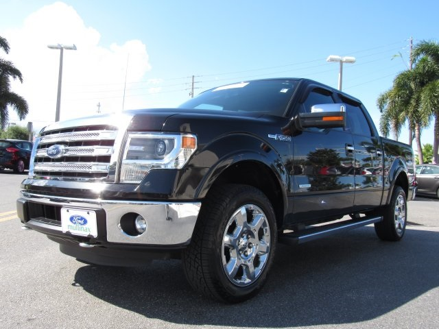 2014 F-150 SuperCrew Cab 4x4, Pickup #A72841M - photo 10