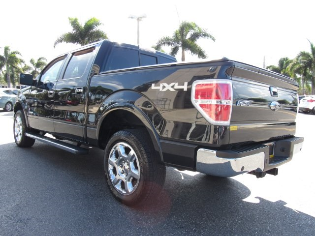 2014 F-150 SuperCrew Cab 4x4, Pickup #A72841M - photo 16
