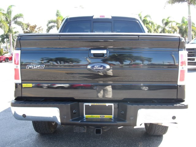 2014 F-150 SuperCrew Cab 4x4, Pickup #A72841M - photo 4