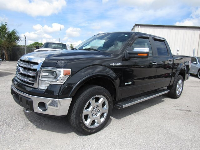 2014 F-150 SuperCrew Cab 4x4, Pickup #A72841M - photo 6