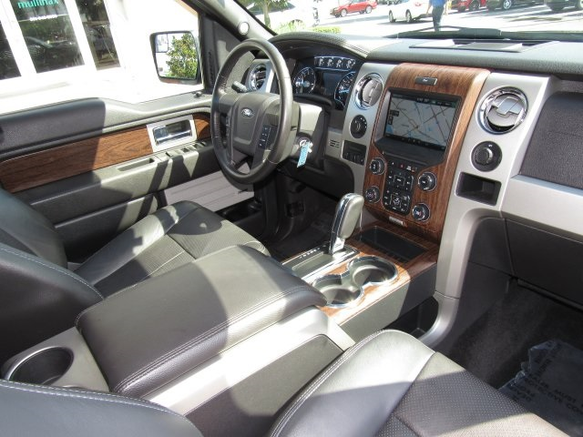 2014 F-150 SuperCrew Cab 4x4, Pickup #A72841M - photo 54