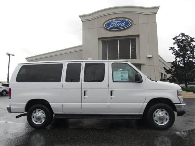 2008 E-350, Passenger Wagon #A80257 - photo 12