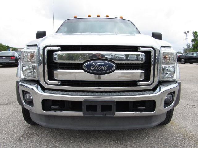 2013 F-450 Crew Cab DRW 4x4, Pickup #A89743 - photo 3