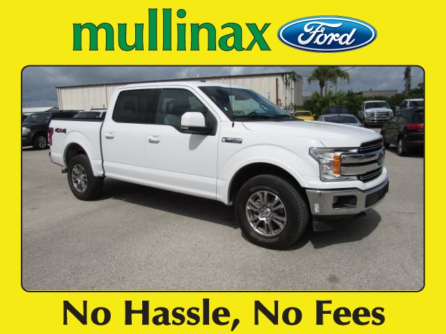 2018 F-150 SuperCrew Cab 4x4, Pickup #A97100M - photo 2
