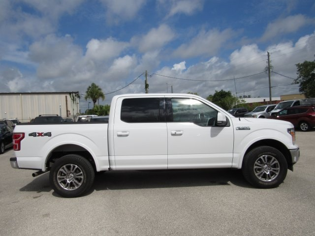 2018 F-150 SuperCrew Cab 4x4, Pickup #A97100M - photo 10