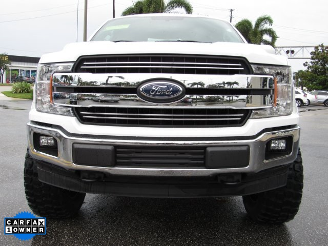2018 F-150 SuperCrew Cab 4x4, Pickup #A97100M - photo 27