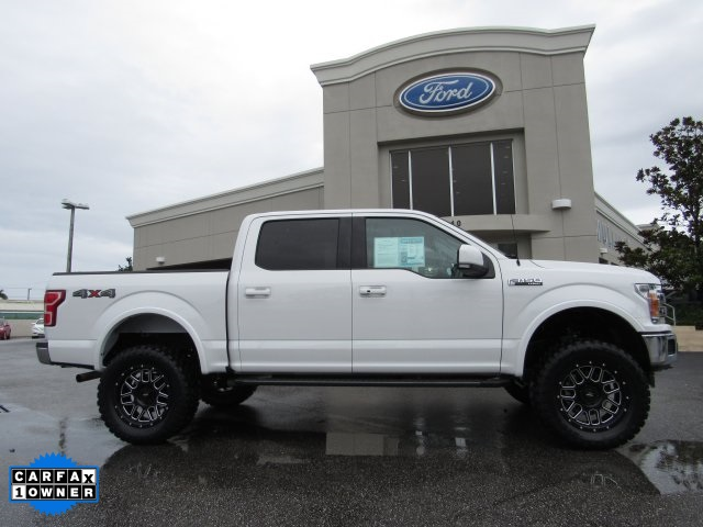 2018 F-150 SuperCrew Cab 4x4, Pickup #A97100M - photo 33