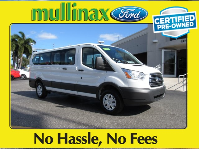 2016 Transit 350 Low Roof, Passenger Wagon #A98124M - photo 1