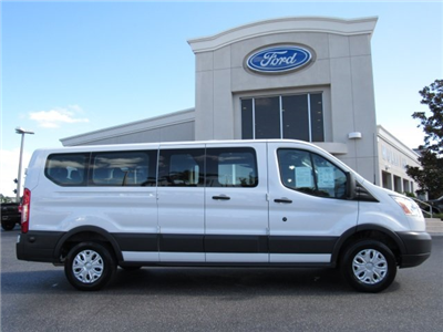 2016 Transit 350 Low Roof, Passenger Wagon #A98124M - photo 3