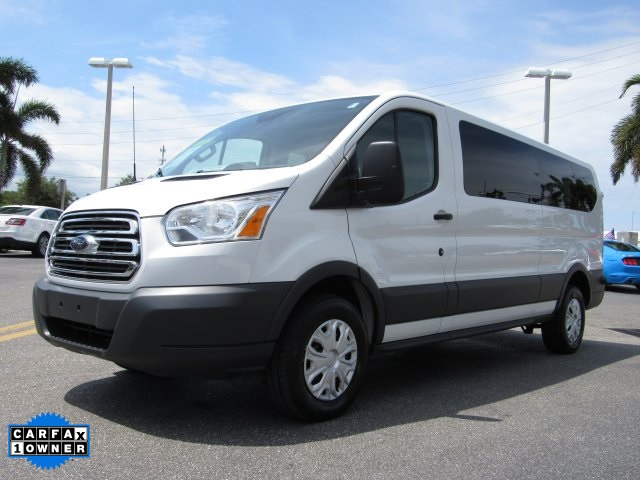2016 Transit 350 Low Roof 4x2,  Passenger Wagon #A99895C - photo 6
