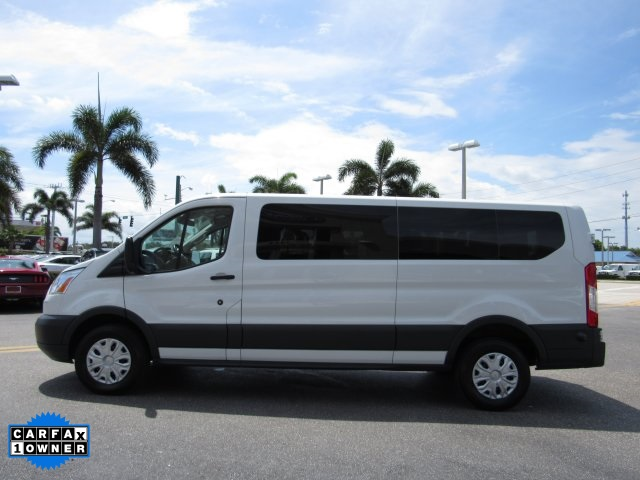 2016 Transit 350 Low Roof 4x2,  Passenger Wagon #A99895C - photo 4