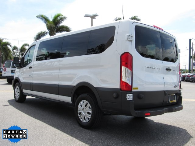 2016 Transit 350 Low Roof 4x2,  Passenger Wagon #A99895C - photo 3