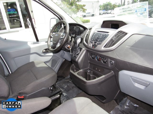 2016 Transit 350 Low Roof 4x2,  Passenger Wagon #A99895C - photo 12