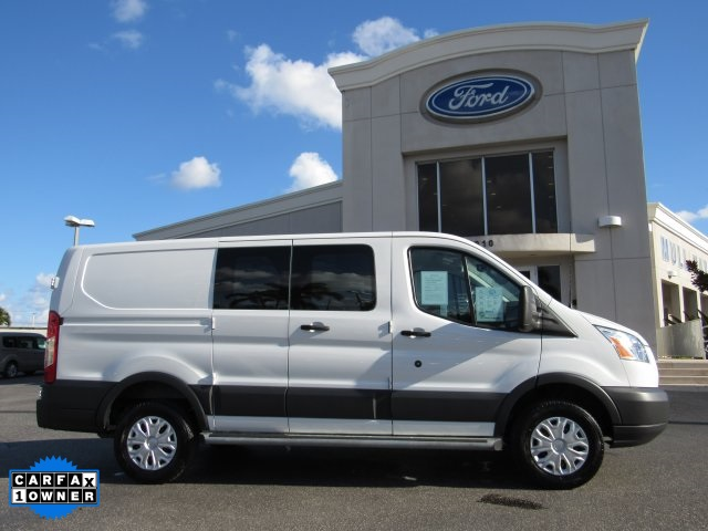 2016 Transit 250 Low Roof Van Upfit #B04246M - photo 6