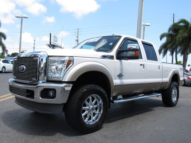 2011 F-350 Crew Cab, Pickup #B07880 - photo 14