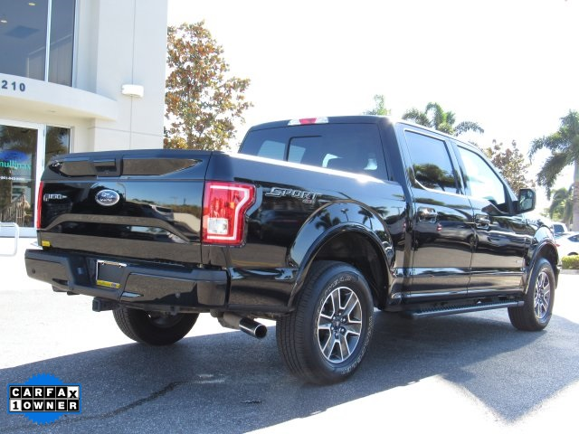 2017 F-150 SuperCrew Cab 4x4,  Pickup #B08734F - photo 2
