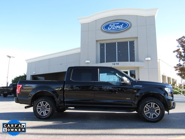 2017 F-150 SuperCrew Cab 4x4,  Pickup #B08734F - photo 16