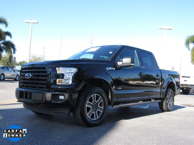 2017 F-150 SuperCrew Cab 4x4,  Pickup #B08734F - photo 8