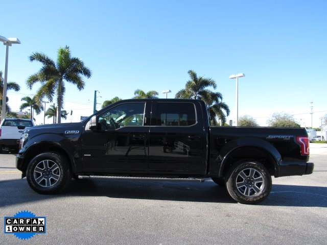 2017 F-150 SuperCrew Cab 4x4,  Pickup #B08734F - photo 11