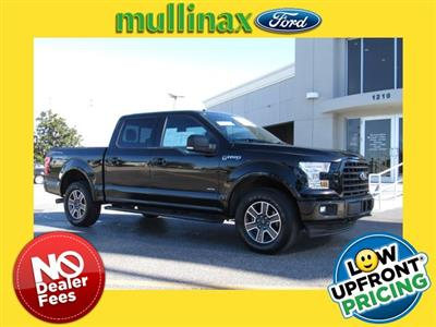 2017 F-150 SuperCrew Cab 4x4,  Pickup #B08734F - photo 1