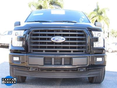 2017 F-150 SuperCrew Cab 4x4,  Pickup #B08734F - photo 5