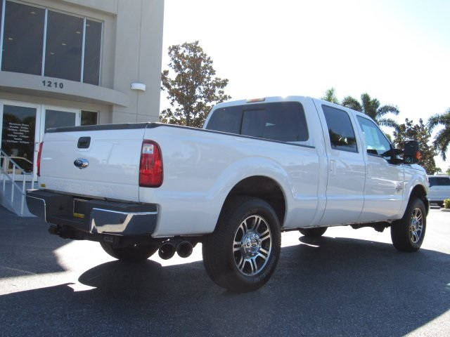 2013 F-250 Crew Cab 4x4,  Pickup #B12224 - photo 2