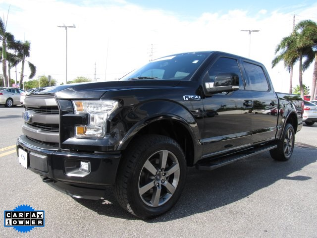 2016 F-150 Super Cab 4x4, Pickup #B15693M - photo 3