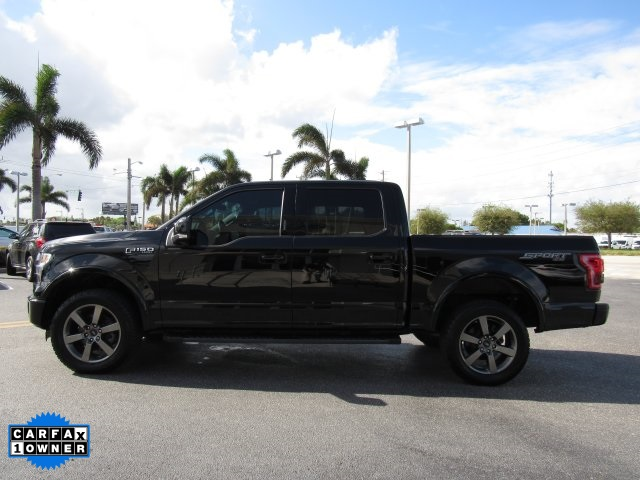 2016 F-150 Super Cab 4x4, Pickup #B15693M - photo 6