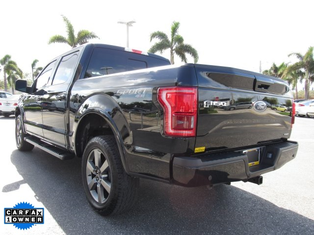2016 F-150 Super Cab 4x4, Pickup #B15693M - photo 7