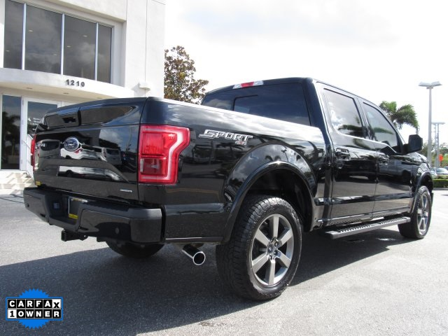 2016 F-150 Super Cab 4x4, Pickup #B15693M - photo 2