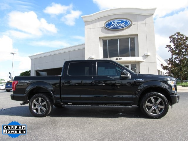 2016 F-150 Super Cab 4x4, Pickup #B15693M - photo 5