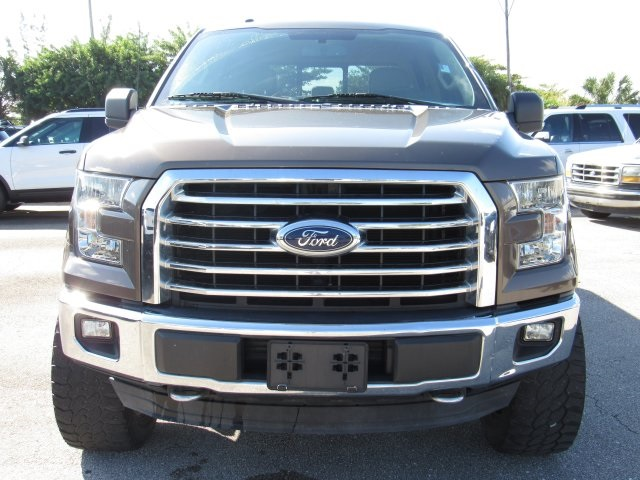 2015 F-150 SuperCrew Cab 4x4,  Pickup #B25992 - photo 4