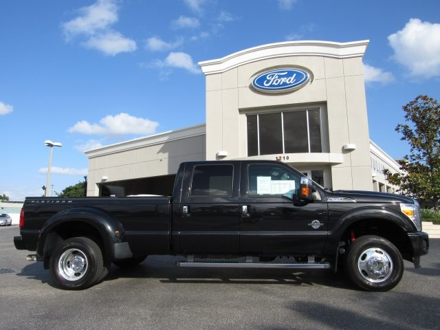 2013 F-350 Crew Cab DRW 4x4, Pickup #B39577 - photo 4