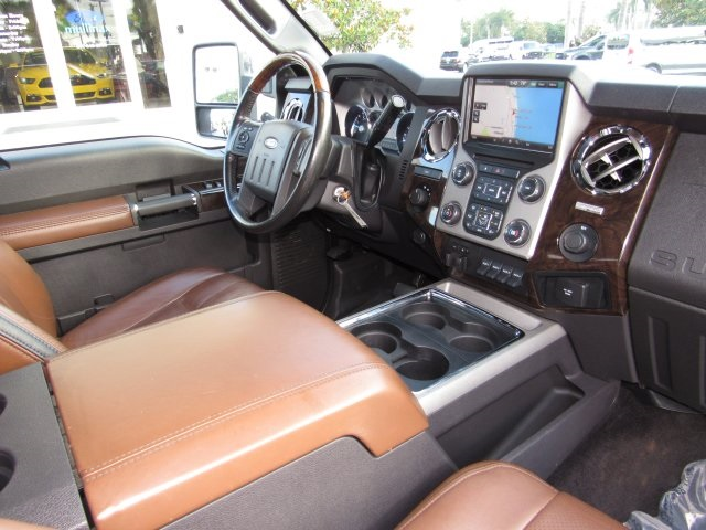 2013 F-350 Crew Cab DRW 4x4, Pickup #B39577 - photo 15