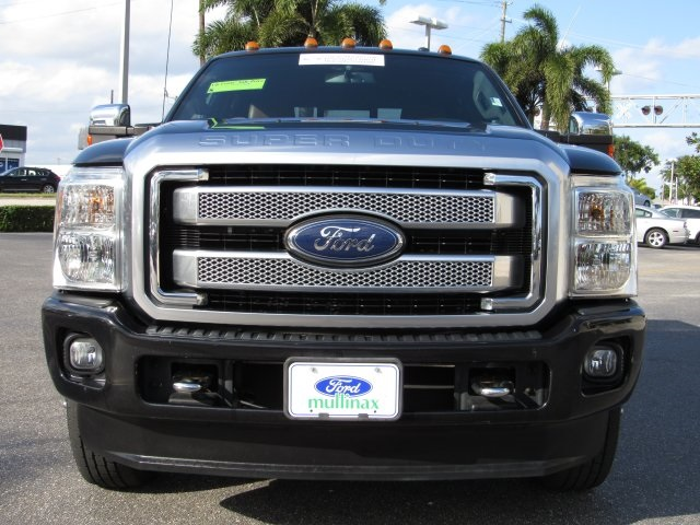 2013 F-350 Crew Cab DRW 4x4, Pickup #B39577 - photo 3
