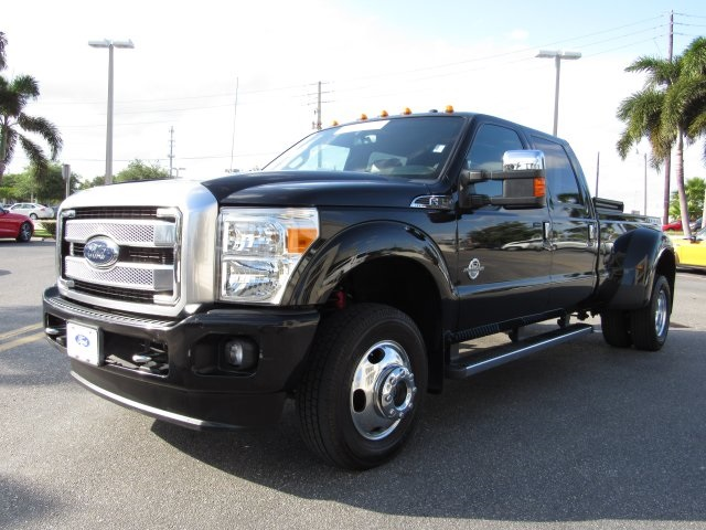 2013 F-350 Crew Cab DRW 4x4, Pickup #B39577 - photo 5