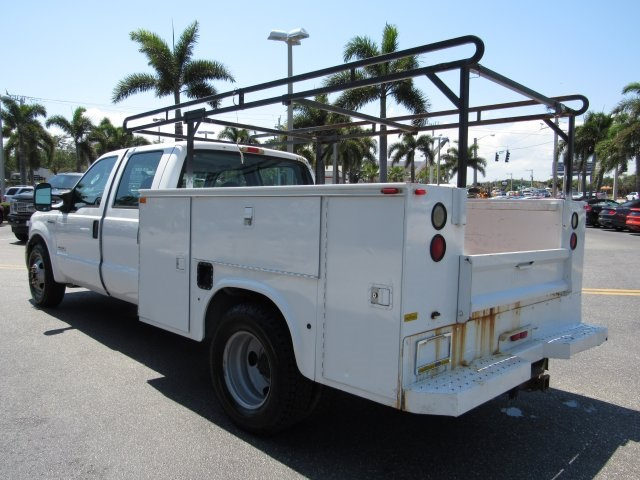 2005 F-350 Crew Cab DRW, Service Body #B45536C - photo 7