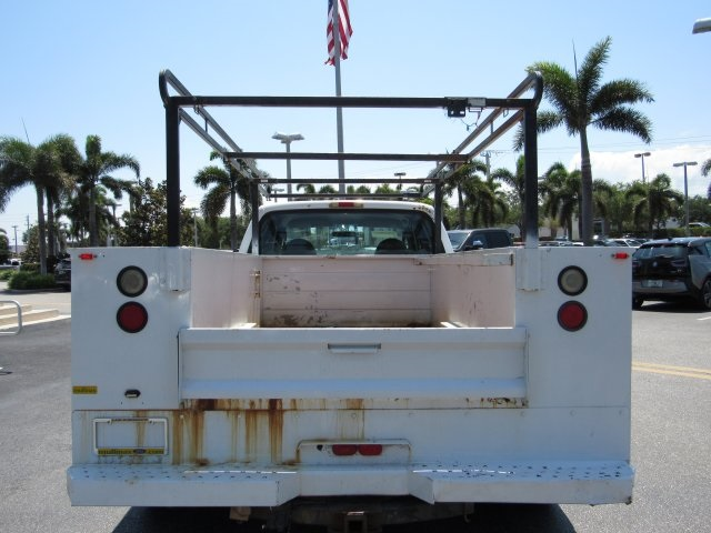 2005 F-350 Crew Cab DRW, Service Body #B45536C - photo 8
