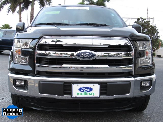 2015 F-150 Crew Cab Pickup #B57703 - photo 11